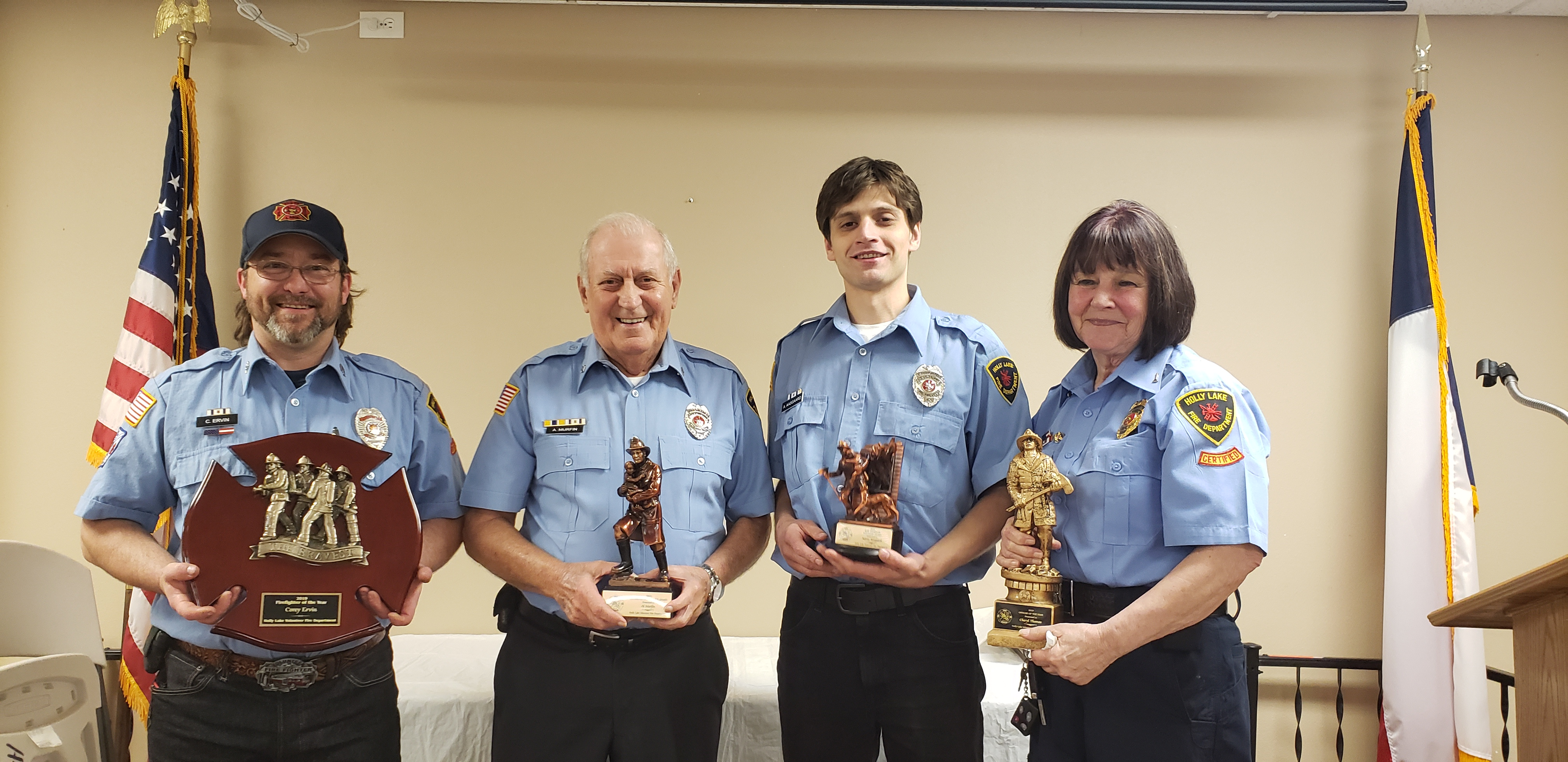 HLVFD Award Winners 021120